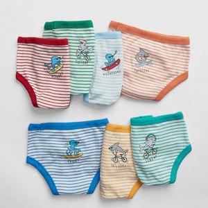 Baby Gap Sea Days-Of-The-Week Briefs Underwear
